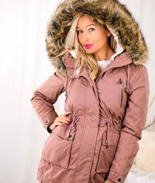 Getting Ready For Cold Weather Butikmoda Autumncollection Parka Jacket Winter Jackets Winter Sale