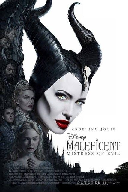 Maleficent Mistress Of Evil 2019 Movie Review And Cast