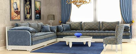Salon Marocain Pas Cher Belgique Sofa Design Moroccan Living Room Islamic Decor