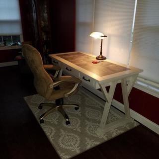 Jonileene 60 Home Office Desk Ashley Furniture Homestore Home Office Desks Office Desk White Desk Office