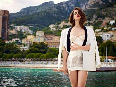 Lana Del Rey is GQs Woman Of The Year - Zen Garage