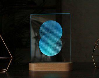 Led Lamp Bedside Lamp Desk Lamp Floor Lamp Modern Home Etsy In 2020 Modern Floor Lamps Lamp Bedside Lamp