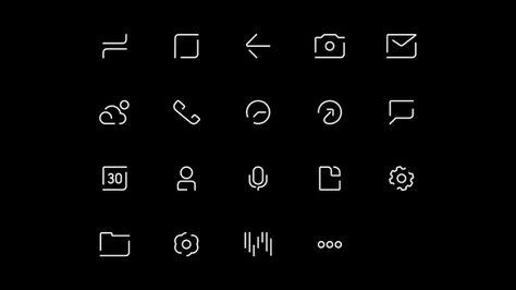 How Pentagram Helped Samsung Rethink Its Design Language Design Language Icon Design Inspiration Samsung Galaxy