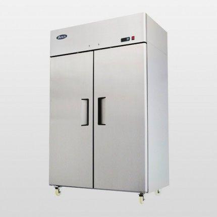 Atosa Ybf9219gr Double Door Catering Freezer 900 Litre Double Doors Locker Storage Double Door Fridge
