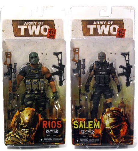 Pin By 247365 8 Voodoo On Army Of Two Army Of Two Holiday Toys