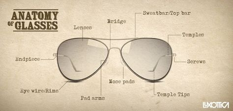 Are you ready to see a pair of naked eyeglasses?  Go crazy and indulge yourself...