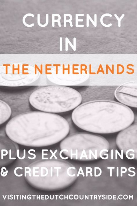 Currency Is Used In The Netherlands