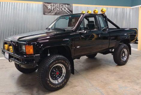1985 Toyota Xtra Cab Sr5 Pickup 4x4 In 2020 Toyota Trucks Trucks Toyota Trucks 4x4