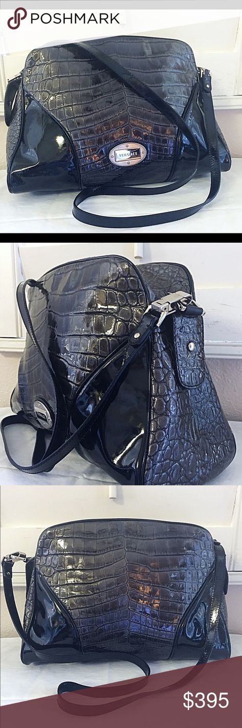 eff4fe536bb huge selection of f0662 ef39e versace bags bookbag poshmark - dragon ...