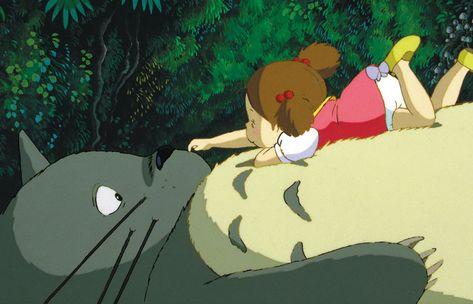 Il mio vicino Totoro debutta in Cina
