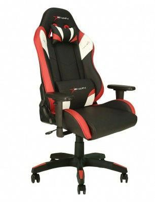 Ewin Calling Series Ergonomic Computer Gaming Office Chair With Pillows Cle