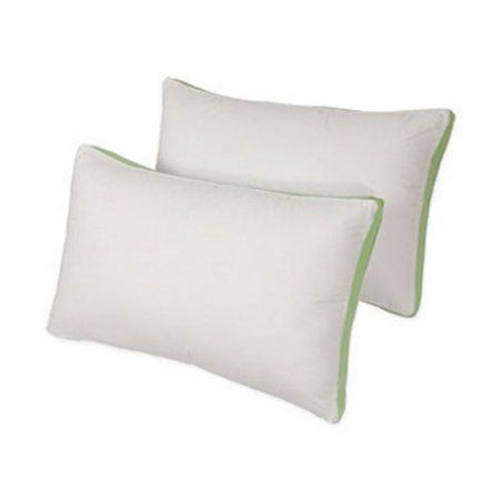 Iso Pedic Medium Density Pillow Set Of 2 Pillowset Pillows