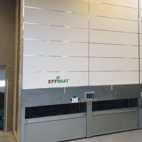 odense EffiMat solution saves space...
