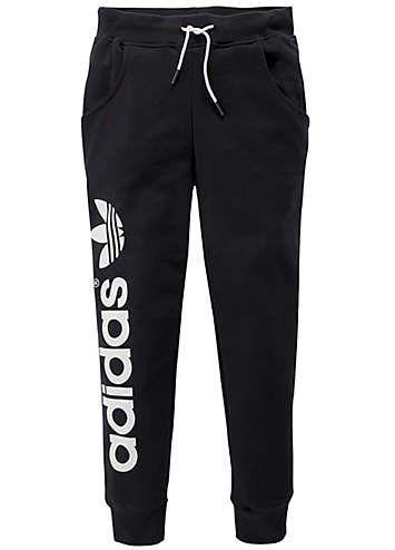 d8be25760116b Adidas Originals Baggy Sweatpants | Womens Sportswear | Sports | Cap |  Adidas sweatpants, Baggy sweatpants, Sweatpants outfit