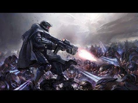 Halo Landfall Youtube Halo 5 Halo Halo Spartan