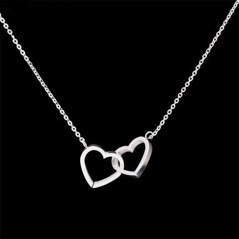Brand Name: V Attract Gender: Women Material: Metal Style: Cute/Romantic Shape\pattern: Heart Function: animal necklace Fine or Fashion: Fashion Chain Material: 304 Stainless Steel Pendant Material: 304 Stainless Steel Occasion: Engagement /Anniversary /Party color: Gold Silver Necklace Type: Pendant Necklaces Compatibility: choker necklace Pendant Size: Same picture Wight: 14mm Hight:15mm We will try our best service for you, We are appreciating for your understanding. Shipping: We ship Worldwi