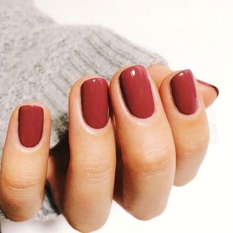 Fall Nail Polish, Nails Polish, Autumn Nails, Cute Nails For Fall, Gel Nails For Fall, Fall Nail Ideas Gel, Fall Nail Trends, Gel Nail Color Ideas, Nails Design Autumn