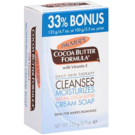 06e73e3aafa771 Palmer's Cocoa Butter Formula Daily Skin Therapy Soap 3.5 oz ** Be sure to  check out this awesome product. (This is an affiliate link)
