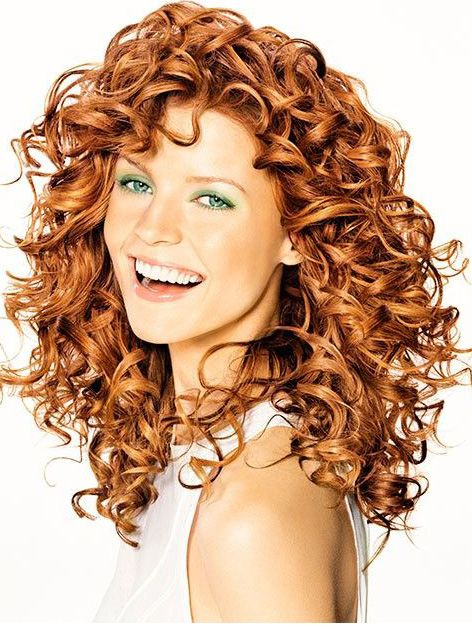 High Quality Shoulder Length Curly Lace Front Copper Wigs 16 Inch Medium Curly Hair Styles Curly Hair Styles Naturally Curly Hair Styles