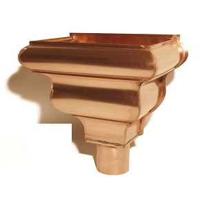 Amg Leader Head Paris Masterpiece Copper Headed