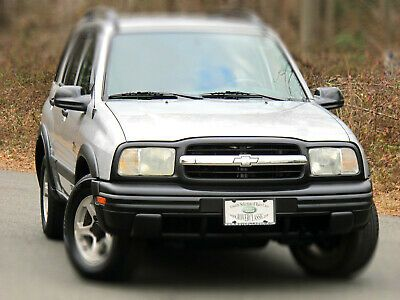 Ebay Advertisement 2003 Chevrolet Tracker Zr2 2003 Chevrolet