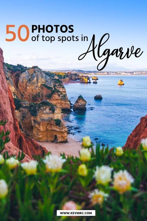 50 Incredible Algarve Photos To Fuel Your Inspiration Portugal