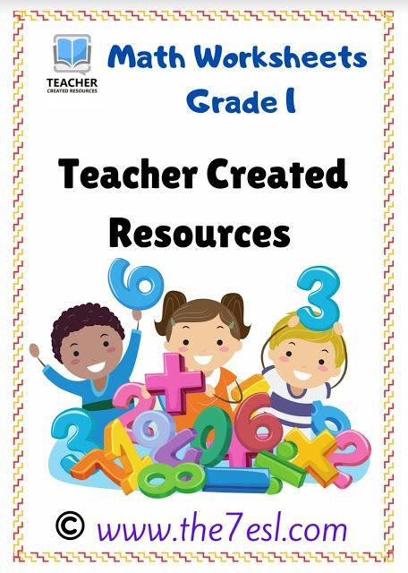 Math Worksheets Grade 1 Kids Math Worksheets Math Worksheets Worksheets