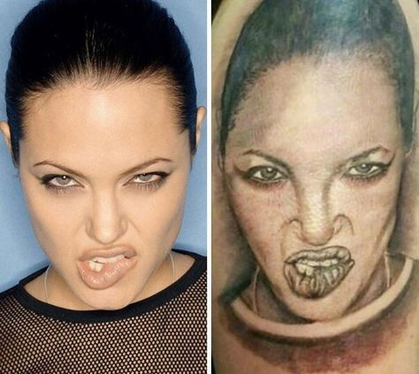 29 Horrendous Tattoos That'll Make You Cringe Your Face Off - FAIL Blog - Funny Fails