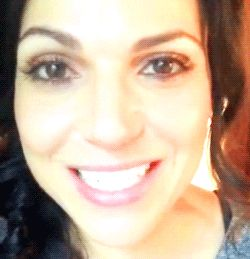 Lana saying hello to Brazil and talking about the Ever After con