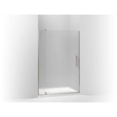 Kohler Kohler Revel Pivot Shower Door 70 H X 43 125 48 W With