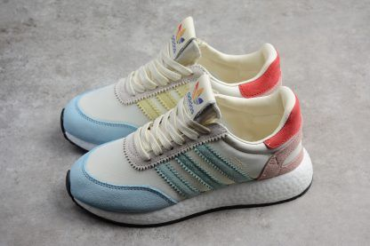 Women's adidas I 5923 Pride Cream White Core Black B41984 3