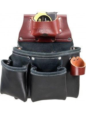 Large Tool Belt Pro Framer w// Double Outer Bag Occidental Leather 5080DB New