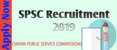 Spsc Recruitment 2019 Assam Govt Job Job News Assam