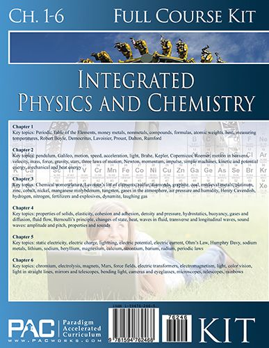 Integrated Physics And Chemistry Paradigm Accelerated Curriculum Chemistry Physics Chemistry Worksheets Integrated physics and chemistry worksheets
