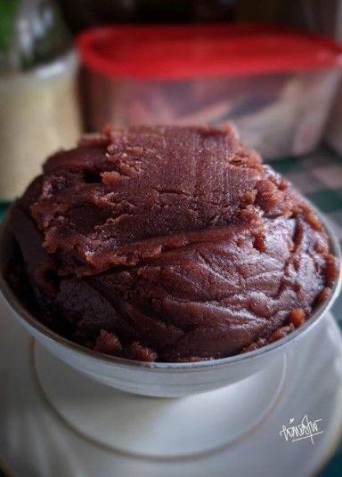 Resep Pasta Kacang Merah Untuk Isian Mochi Dan Mooncake Di 2020 Resep Pasta Kacang Merah Resep