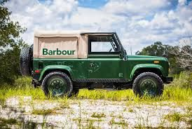 The Orvis Barbour Range Rover 125 Year Anniversary Sweepstakes Google Search Land Rover Defender Land Rover Land Rover Defender Custom