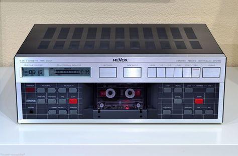 Revox Tape Recorder - www.remix-numerisation.fr - Rendez vos souvenirs durables ! - Sauvegarde - Transfert - Copie - Digitalisation - Restauration de bande magnétique Audio - MiniDisc - Cassette Audio et Cassette VHS - VHSC - SVHSC - Video8 - Hi8 - Digital8 - MiniDv - Laserdisc - Bobine fil d'acier