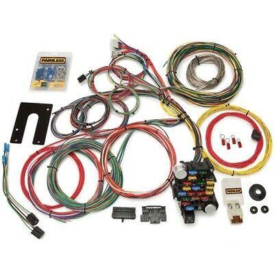 Ad Ebay Painless Wiring 10201 Gm 28 Circuit Wiring Harness Circuit Painless Ebay