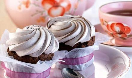 Photo of Donauwellen-Cupcakes – sooo einmalig lecker und süß!