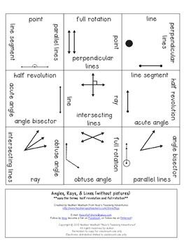 Lines And Angles Activities Fun Geometry Worksheet Alternatives