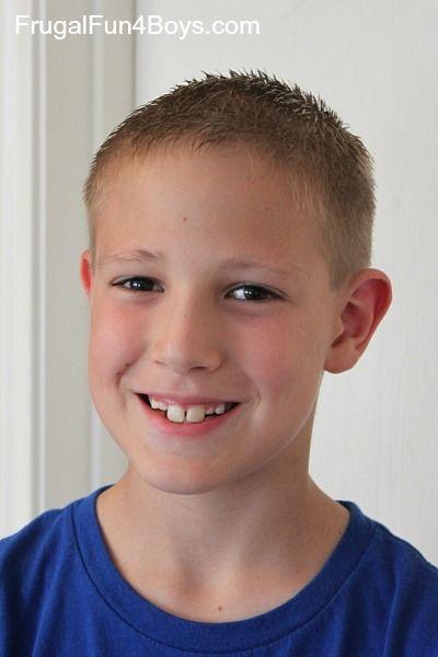 Frisur Junge Mit Rasiert Jungs Frisuren Frisuren Und Rasieren