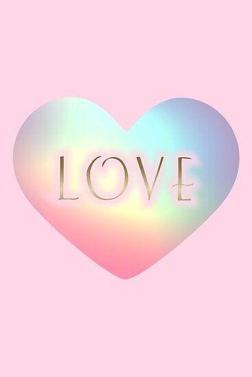 Love Inside My Heart Poster By Roanemermaid In 2021 Victoria Secret Pink Wallpaper Heart Wallpaper Love Wallpaper