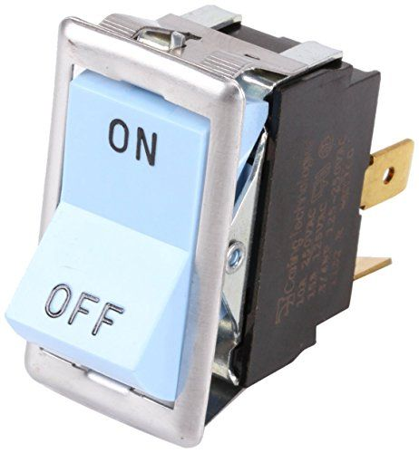 Blodgett 06496 Blue Rocker Switch