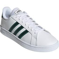 Adidas Grand Court 2020 Weiss Grun Sneaker Herren Adidas In 2020 Minimalistische Schuhe Leder Und Klassische Looks