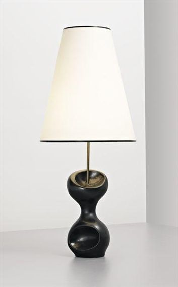 Jouve Georges | Table lamp (Circa 1958) | MutualArt