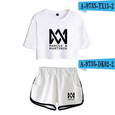 DaigMeng CNCO Womens T-Shirt Summer Print Short Sleeve Top