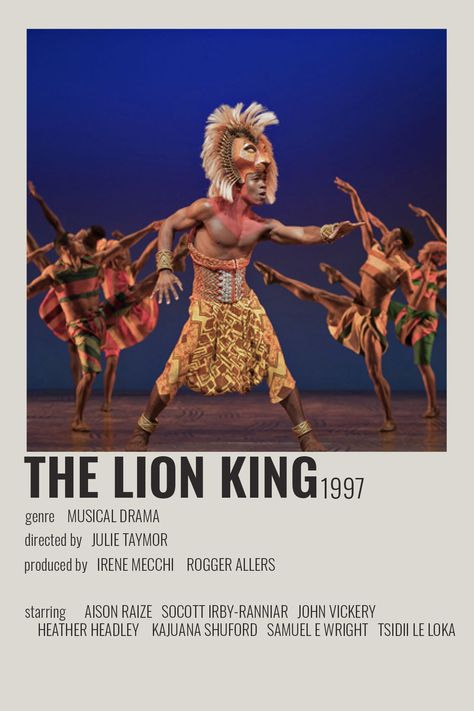 The Lion King by cari