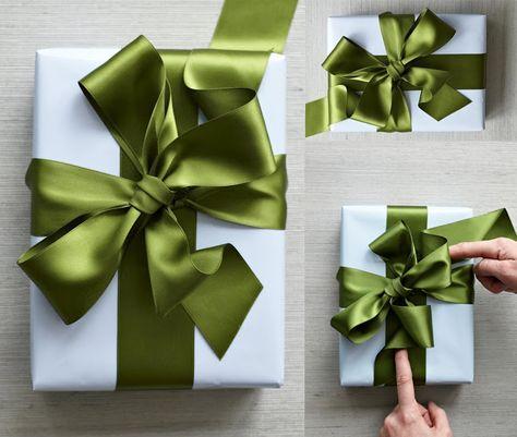 25 ways to tie a bow.