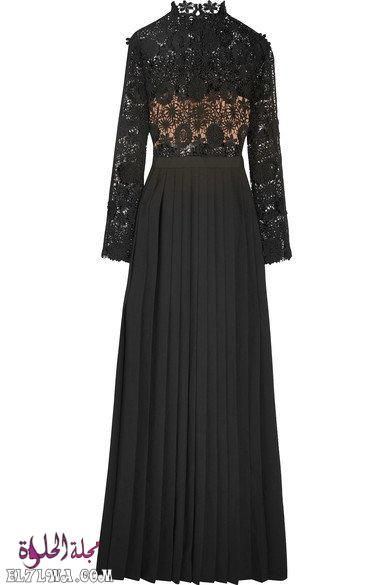 فساتين سواريه بسيطه وشيك للمحجبات موضة 2021 جمعنا لكم من خلال خبراء الأزياء في مجلة الحلوة مجموعة من افضل فساتين السوا Chic Evening Dress Social Dresses Gowns