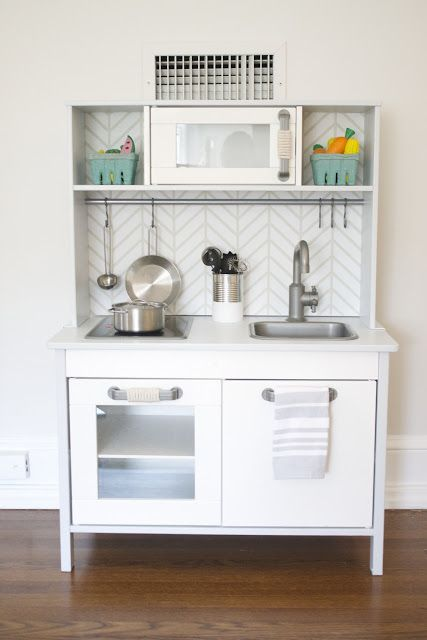 ikea duktig kids kitchen hack … | pinteres…